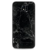 Casetastic Softcover Samsung Galaxy J7 (2017) - Black Marble