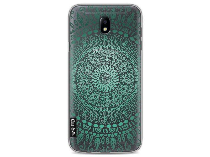 Casetastic Softcover Samsung Galaxy J7 (2017) - Chic Mandala