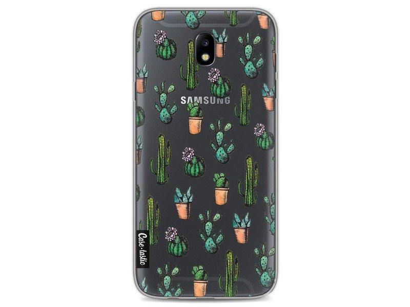 Casetastic Softcover Samsung Galaxy J7 (2017) - Cactus Dream