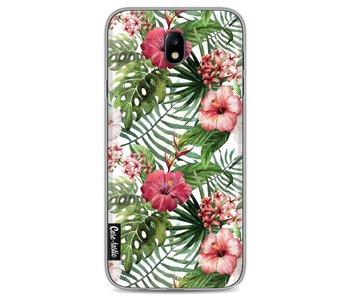 Tropical Flowers - Samsung Galaxy J7 (2017)