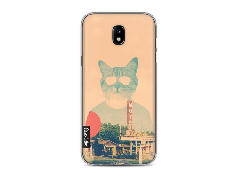 Casetastic Softcover Samsung Galaxy J5 (2017) - Cool Cat