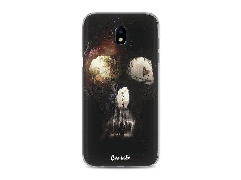 Casetastic Softcover Samsung Galaxy J5 (2017) - Cave Skull