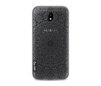 Black Mandala - Samsung Galaxy J5 (2017)