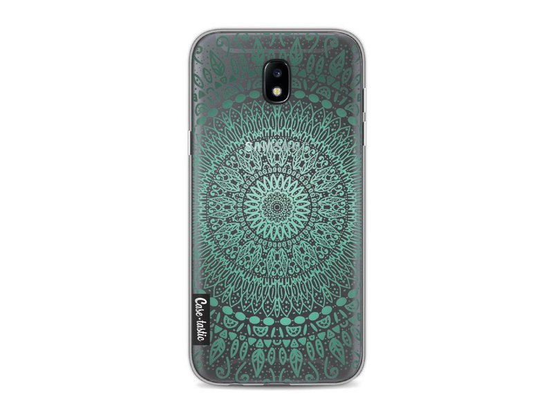 Casetastic Softcover Samsung Galaxy J5 (2017) - Chic Mandala