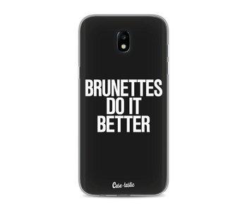 Brunettes Do It Better - Samsung Galaxy J5 (2017)