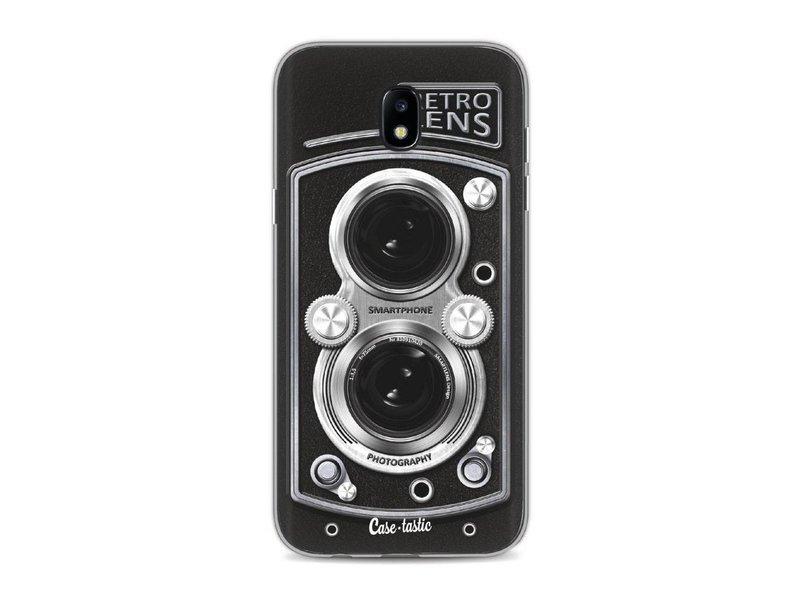 Casetastic Softcover Samsung Galaxy J5 (2017) - Camera Retro Lens