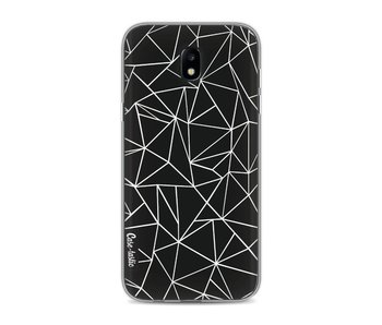 Abstraction Outline Black - Samsung Galaxy J5 (2017)