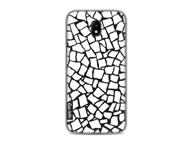 Casetastic Softcover Samsung Galaxy J5 (2017) - British Mosaic White