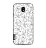 Casetastic Softcover Samsung Galaxy J5 (2017) - Cherry Blossom Pink