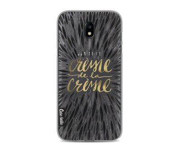 Creme de la Creme Black - Samsung Galaxy J5 (2017)