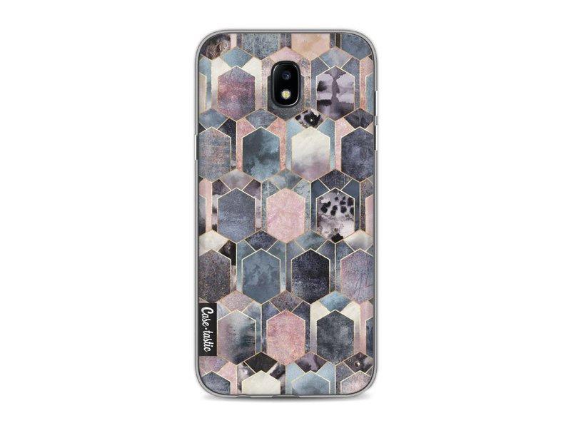 Casetastic Softcover Samsung Galaxy J5 (2017) - Art Deco Dream