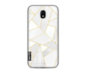 White Stone - Samsung Galaxy J5 (2017)