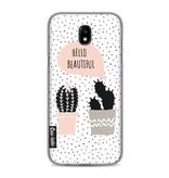 Casetastic Softcover Samsung Galaxy J5 (2017) - Cactus Love