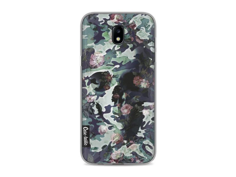Casetastic Softcover Samsung Galaxy J5 (2017) - Army Skull