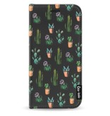 Casetastic Wallet Case Black Samsung Galaxy J5 (2017) - Cactus Dream