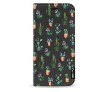 Cactus Dream - Wallet Case Black Samsung Galaxy J5 (2017)