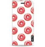 Casetastic Wallet Case White Samsung Galaxy J7 (2017) - All The Donuts