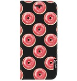 Casetastic Wallet Case Black Samsung Galaxy J7 (2017) - All The Donuts