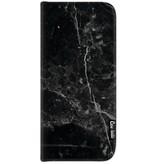 Casetastic Wallet Case Black Samsung Galaxy J7 (2017) - Black Marble
