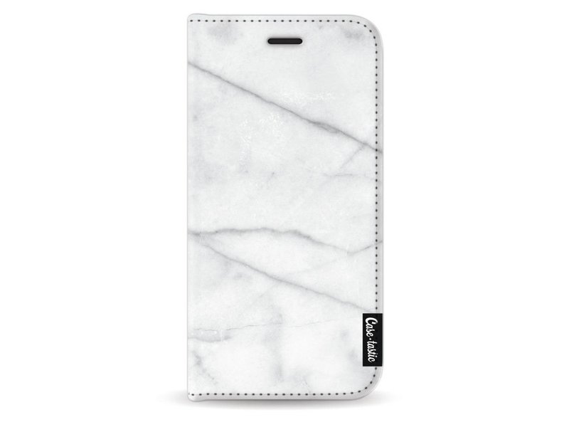 Casetastic Wallet Case Black Samsung Galaxy J5 (2017) - White Marble