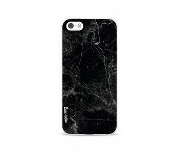 Black Marble - Apple iPhone 5 / 5s / SE