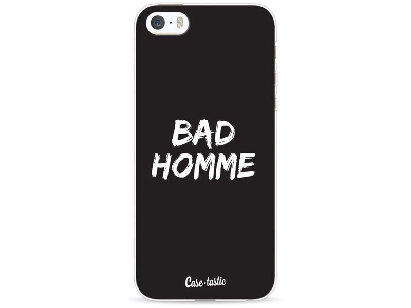 Casetastic Softcover Apple iPhone 5 / 5s / SE - Bad Homme