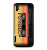 Casetastic Softcover Apple iPhone X - Awesome Mix
