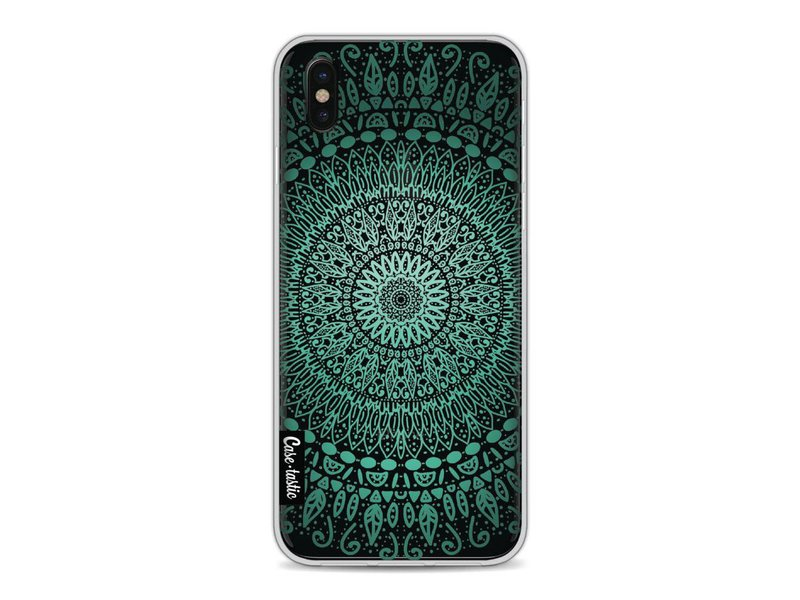 Casetastic Softcover Apple iPhone X - Chic Mandala
