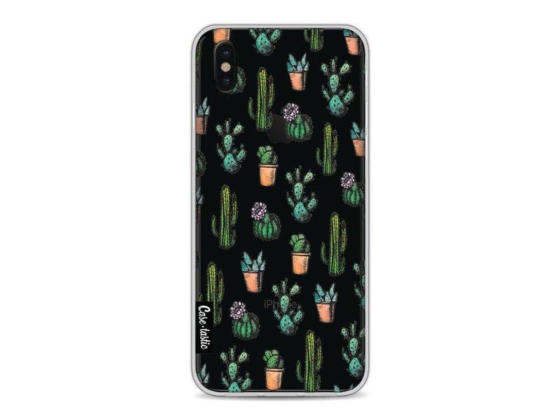 Casetastic Softcover Apple iPhone X - Cactus Dream