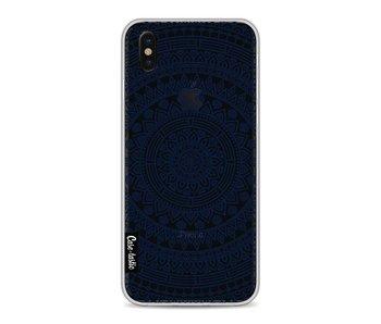 Round Mandala - Apple iPhone X