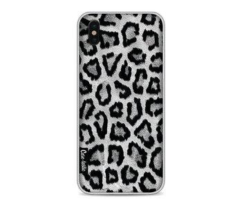 Grey Leopard - Apple iPhone X