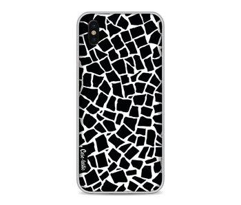 British Mosaic Black - Apple iPhone X