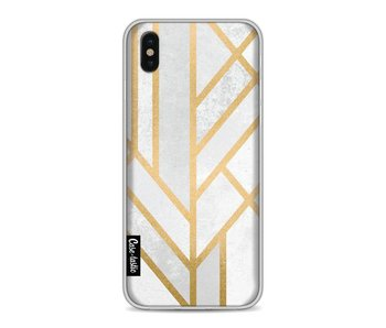 Art Deco Geometry - Apple iPhone X