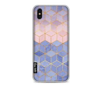 Rose Quartz and Serenity Cubes - Apple iPhone X
