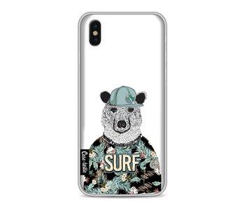 Surf Bear - Apple iPhone X