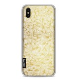 Casetastic Softcover Apple iPhone X - Abstract Pattern Gold