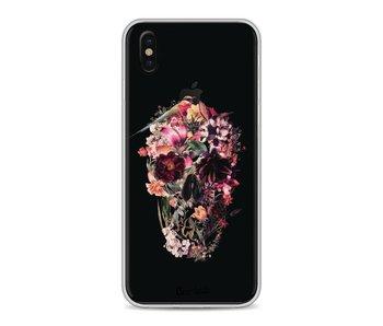 Transparent Skull - Apple iPhone X