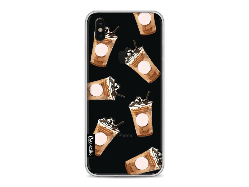 Casetastic Softcover Apple iPhone X - Coffee To Go