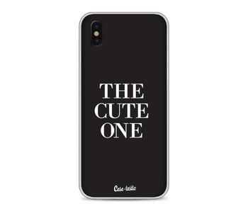 The Cute One - Apple iPhone X