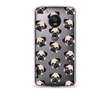 Pug Trouble - Motorola Moto G5