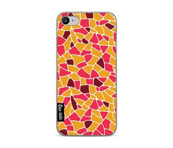 Yellow Mosaic - Apple iPhone 7