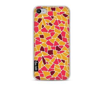 Yellow Mosaic - Apple iPhone 8