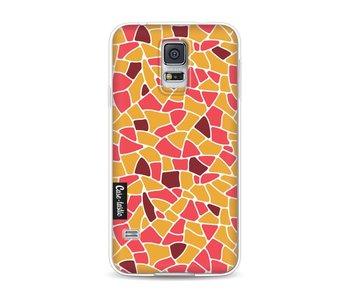 Yellow Mosaic - Samsung Galaxy S5