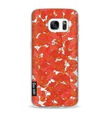 Casetastic Softcover Samsung Galaxy S7 - Autumnal Leaves