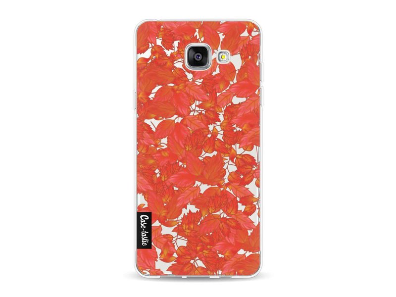 Casetastic Softcover Samsung Galaxy A5 (2016) - Autumnal Leaves