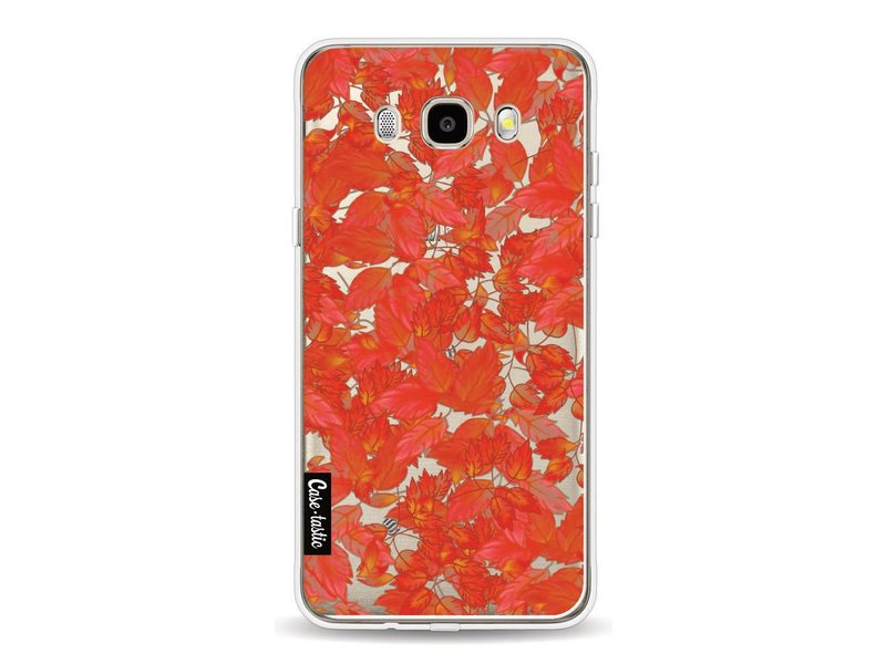 Casetastic Softcover Samsung Galaxy J5 (2016) - Autumnal Leaves