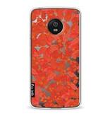 Casetastic Softcover Motorola Moto G5 - Autumnal Leaves