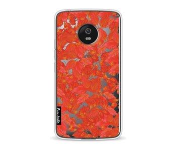 Autumnal Leaves - Motorola Moto G5