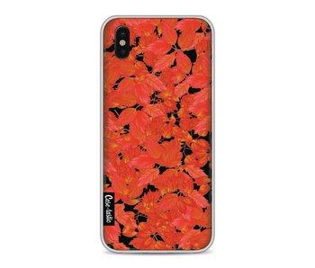 Autumnal Leaves - Apple iPhone X