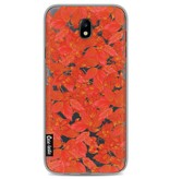Casetastic Softcover Samsung Galaxy J7 (2017) - Autumnal Leaves